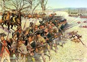 The Battle of Guilford, North Carolina, March 15, 1781