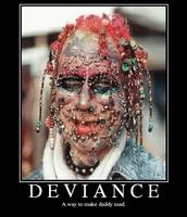 Negative Deviance