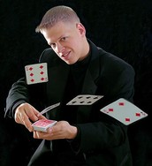 Featuring Rick Smith Jr. Magician & Illusionist