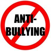 Anti-bullying Parent Letter