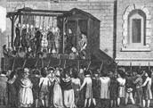 Victims hanged