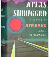 Atla Shrugged by Ayn Rand