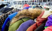 A business could hold a coat drive