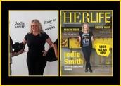 "The 1st ""Her Life Magazine"" Fitness Challenge Winner"
