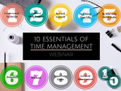 10 Essentials of Time Management