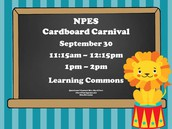 NPES Carboard Carnival