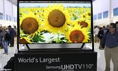 Largest Home Television- 2015
