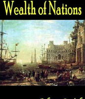His book Wealth of Nations