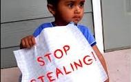 Stop Stealing!