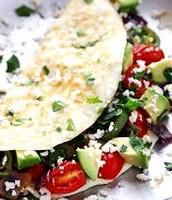 Mexicano huevo blanco tortilla ciento mil trescenta cuarenta (1.340)