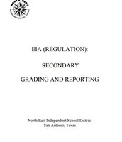 Secondary Grading & Reporting Regulations