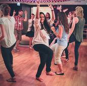 DSIL Orientation Dance Part-A-y!