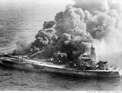 The Atlantic Empress Oil Spill