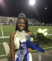 Homecoming Queen- Zyteria Beleu