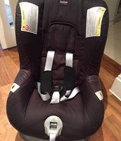 £40 Britax First Class Car seat in Black Thunder