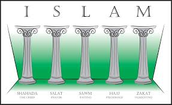 Five Pillars of Islam (Sacraments and Traditions)