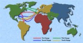 Christopher Columbus' Voyage