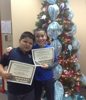 Ms. Gonzalez' Top Readers