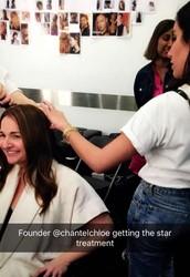 Jennifer Atkins - Hairdresser to the Stars