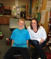 Braden and Mom
