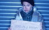 Homeless & Hungry