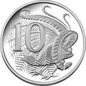 10c coin
