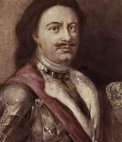 Portrait of Peter