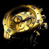 Own invicta watch