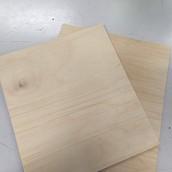 Stap 1: Pak 2 even grote planken
