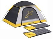 6.Tent and Sleeping Bag