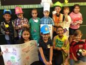 2nd Grade Community helpers!