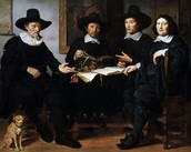 Who were the Quakers?