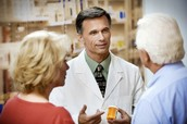 Pharmacists will explain how to take the medication when to take the medication