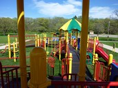 One of the parks we went to in fifth grade