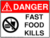 Fast Food is Deadly