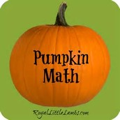 Pumpkin Math - Volunteers Needed!