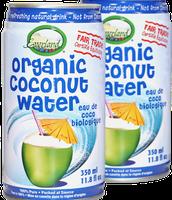 Everland Organic Coconut Water 350ml 1.99!
