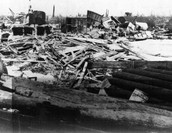 The Great Hurricane Destroyed Islamorada and The Upper Keys.