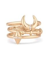 Aurora Ring Set