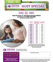 January Hostess Special
