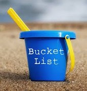 The Active Learning Bucket List