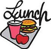 Friday Lunch (January 15th)