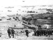 La Debarquement En Normandie