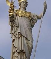אתנה- פסל