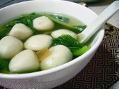 Fish Balls Soup