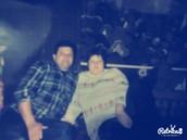 Це татова сестра Світлана (моя тітка)