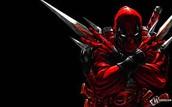Deadpool With Twin Sais