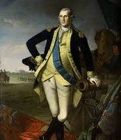 George washington in the army