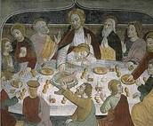 Wealthy People Feast