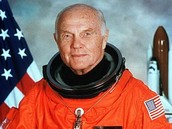 """The Astronaut John Glenn"""
